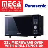 Panasonic Nn Df383Bypq 23L Microwave Oven With Grill For Sale