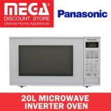 Buy Panasonic Nn St253Wypq 20L Microwave Oven Cheap On Singapore