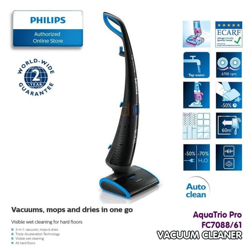 Philips FC7088/61 AquaTrio Pro 3-in-1 Vacuum Cleaner Singapore