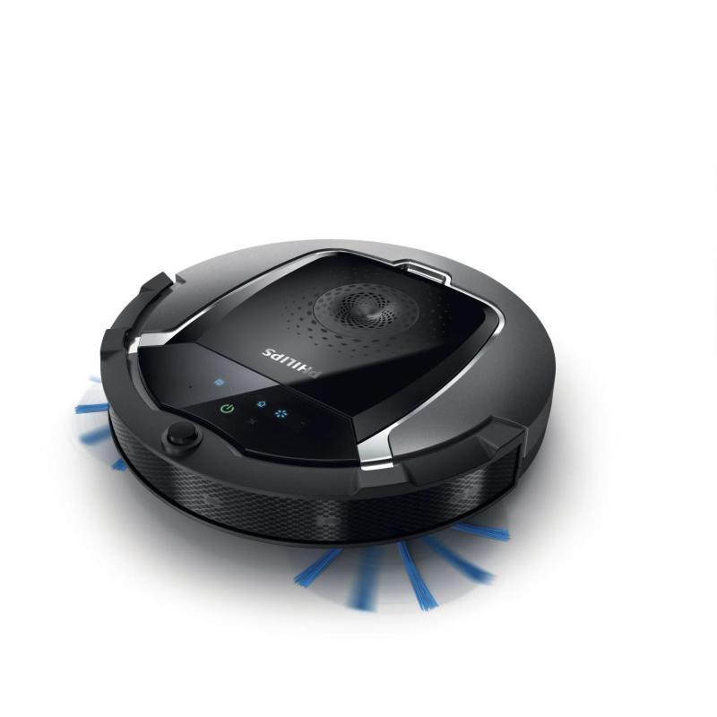 Philips FC8822/01 Robotic Vacuum Cleaner with Tri Active XL Nozzle Singapore