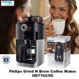 Compare Prices For Philips Grind And Brew Coffee Maker Hd7762 00 2 Years Warranty