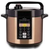 Compare Philips Hd2139 62 Viva Collection Me Computerized Electric Pressure Cooker 6L Bronze Prices
