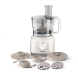 Philips Hr7627 650W Daily Collection Food Processor 2 1L Free Shipping