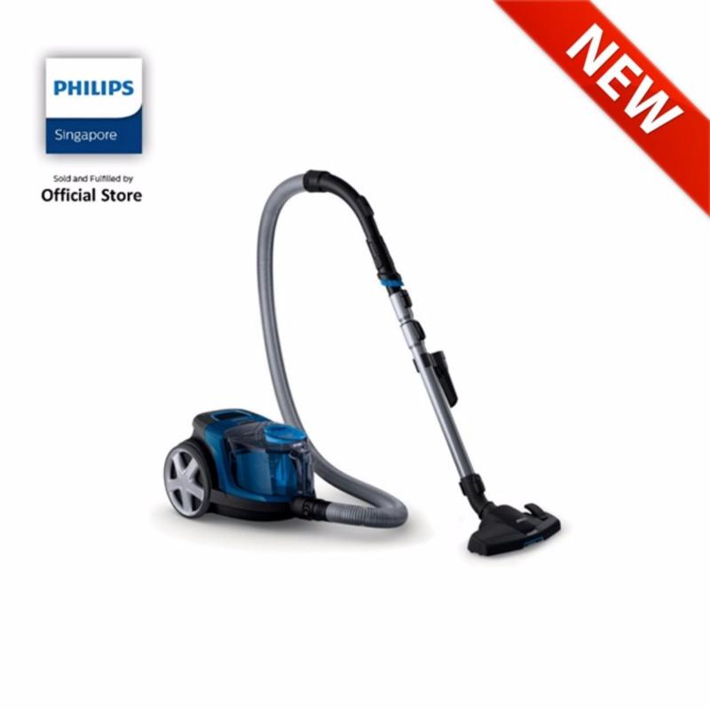 FREE Philips Lighting (While Stock Last) with Philips PowerPro Compact Bagless vacuum cleaner - FC9352/61 Singapore
