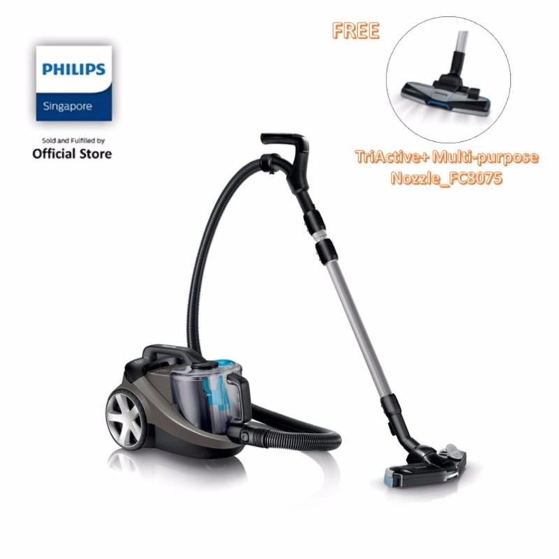 FREE TriActive+ Multipurpose Nozzle_FC8075 (WHILE STOCKS LASTS,Worth $69) with Philips PowerPro Expert - FC9714/61 Singapore