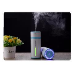 Low Price Portable Car Home Office Air Humidifier Usb Led Light 240Ml