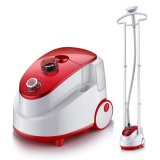 Price Compare Portable Cnxjhf Czjdjh Stand Type Garment Steamer Clothes Iron Red Intl