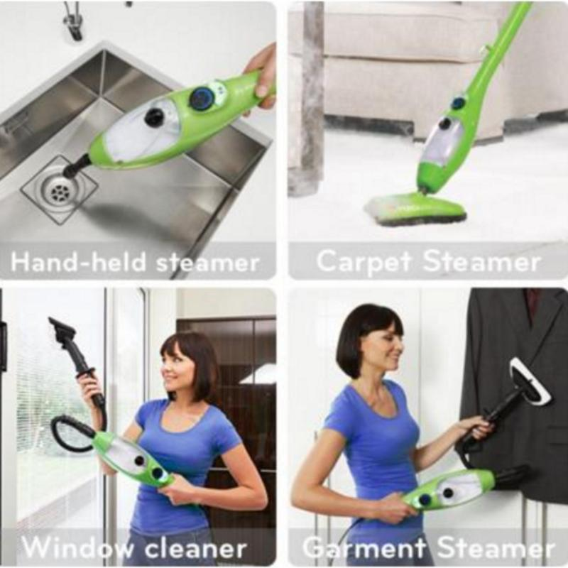 Powerful Steam Mop 5 in 1 Cleaner X5 (As Seen ON TV) Singapore