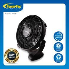 Powerpac 14 Inch Air Circulator Fan With Vortex Air Flow Pp2814 Best Price