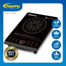 Compare Price Powerpac Ceramic Cooker Any Pot 2000 Watts Ppic832 On Singapore