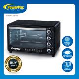 Buy Powerpac 30L Electric Oven With Rotisserie And Convention Ppt30 Powerpac Original