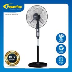 Discounted Powerpac 18 Inch Electric Stand Fan With Metal Blade Ppfs818