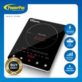 Retail Price Powerpac Ceramic Cooker Any Pot 2000 Watts Ppic880
