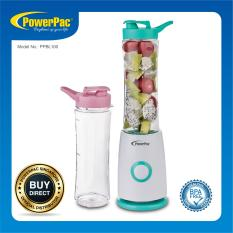 Powerpac Personal Blender With 2X Bpa Free Jugs Ppbl100 Powerpac Cheap On Singapore