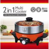 Who Sells Powerpac Ppmc20 Mini Steamboat With Bbq The Cheapest