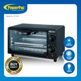 Powerpac 8L Electric Oven Toaster With 3 Types Heating Selector Ppt08 Promo Code