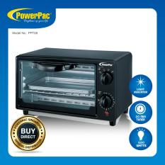 Powerpac 8L Electric Oven Toaster With 3 Types Heating Selector Ppt08 Discount Code