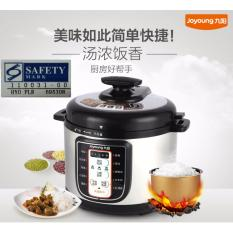 Buy Rc Global Pressure Cooker Electric Pressure Cooker Computerized Sg Safety Mark Plug 5 L 九阳电脑智能高压锅 Rc Global Singapore