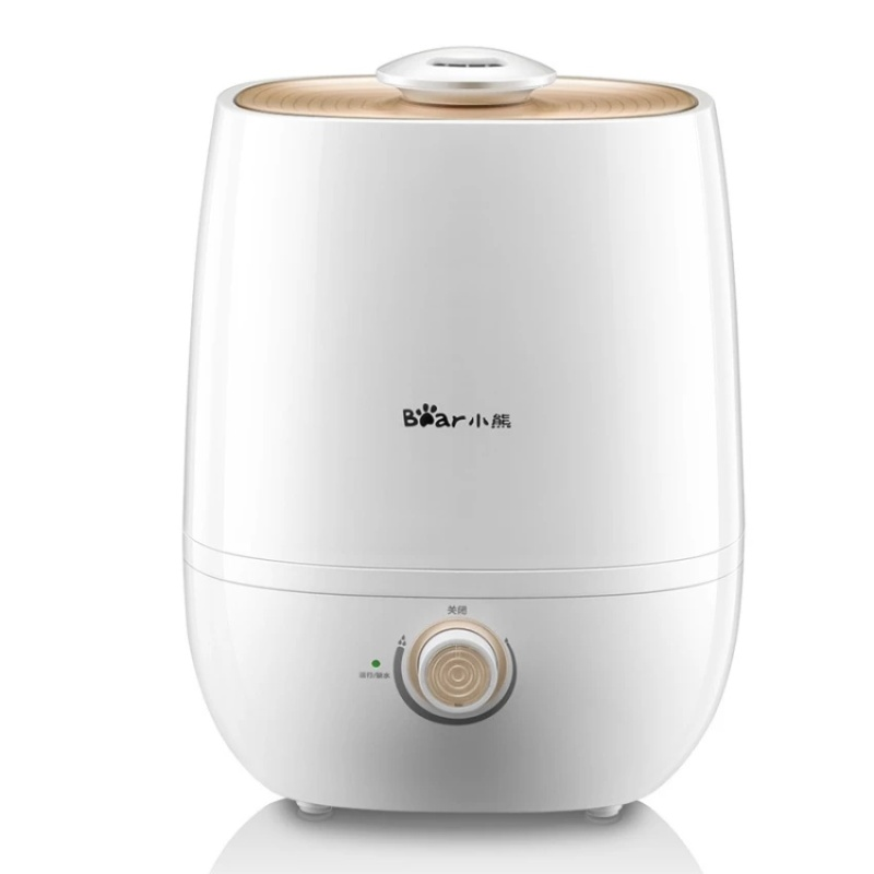(Ready Stock)BEAR, JSQ - A40A2 HumidifierBedroom Air Purification Mini Perfume Machine (Purification Version) - intl Singapore