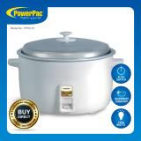 New Powerpac 3 6L Rice Cooker With Aluminium Lid Pprc16