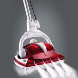 Salav Ez2 Superclean Floor Anti Bacterial Steam Mop Red Color For Sale Online