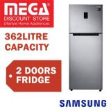 Price Samsung Rt35K553Asl 362L 2 Doors Refrigerator Fridge On Singapore