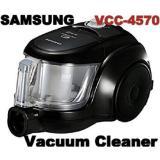 Samsung Vcc 4570 Vacuum Cleaner 220V Black Corded Shopping