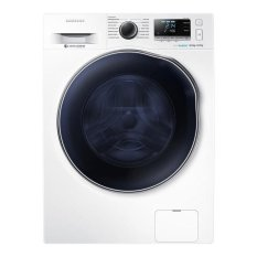 Compare Samsung Wd80J6410Aw Front Loading Washing Machine 8Kg