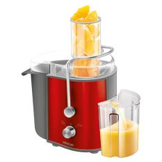 Discount Sencor Stainless Steel Juicer Red