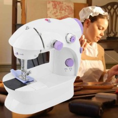 Compare Sewing Machines Mini Handheld Dual Speed Double Thread Electric Multifunction Intl Prices