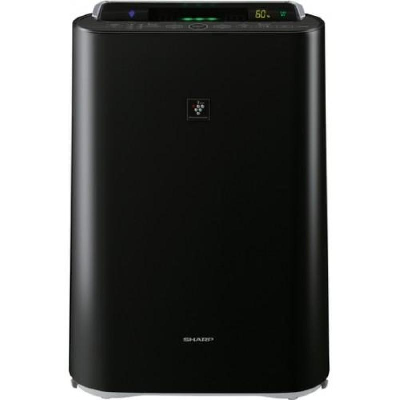 Sharp Air Purifier With Humidifier KC-D40E-B Singapore