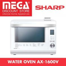 Deals For Sharp Ax 1600V 31L Water Oven