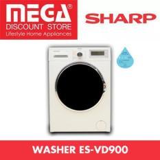 Sale Sharp Es Vd900 9Kg Front Load Washer 6Kg Dryer Washing Machine Online Singapore