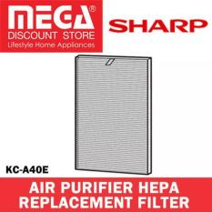 How To Get Sharp Fz A40Hfe Replacement Hepa Filter For Model Kc A40E