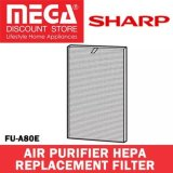 Cheap Sharp Fz A80Sfe Replacement Hepa Filter For Model Fu A80E