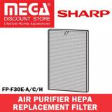 Compare Sharp Fz F30Hfe Replacement Hepa Filter For Model Fp F30E A C H Prices