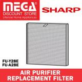 Buy Sharp Fz Y28Fe Replacement Filter For Model Fu Y28E Fu A28E Online