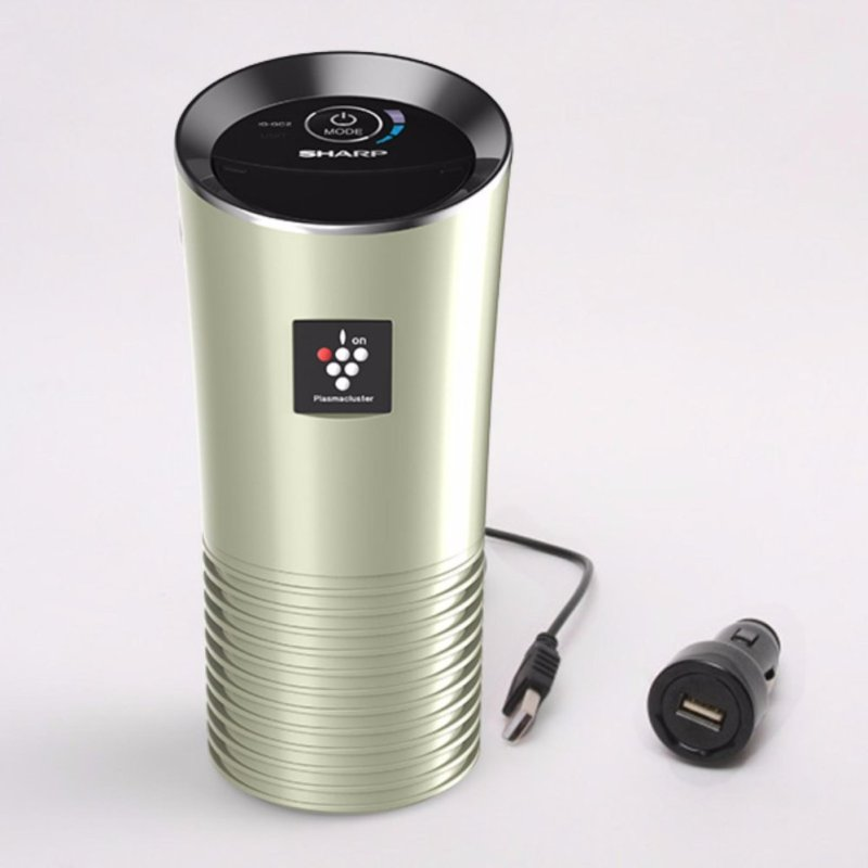 SHARP Ion Generators IG-GC2E - Gold (USB) (free 3M 9210, N95 Mask (2pcs) Singapore