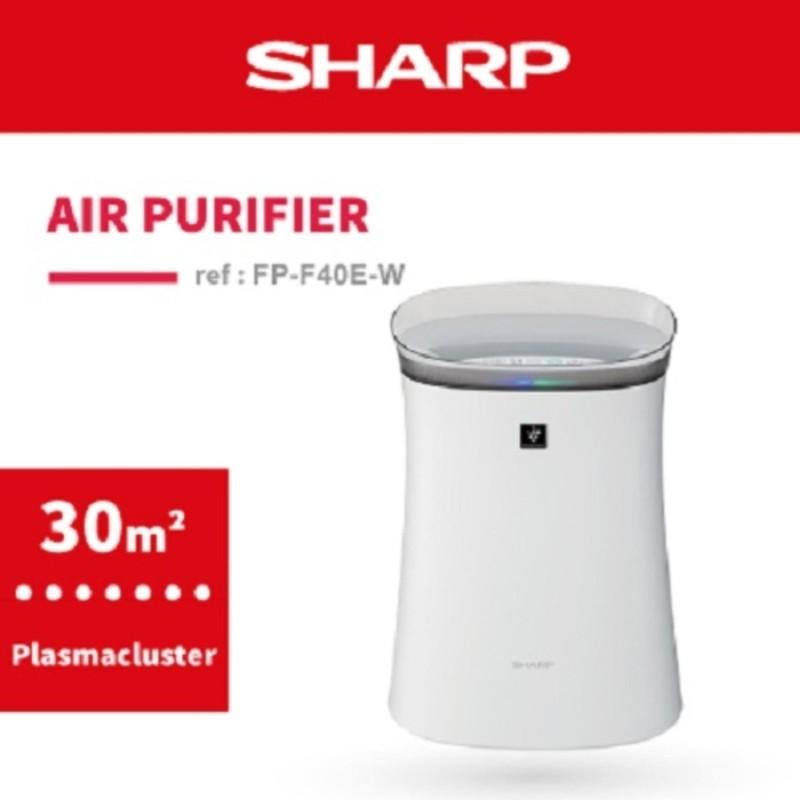 SHARP Plasmacluster Air Purifiers FP-F40E-W Singapore
