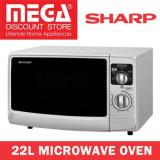 Deals For Sharp R 219T S 22L Microwave Oven