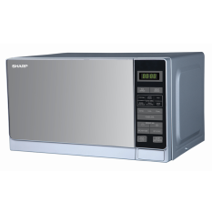 Best Offer Sharp R 22A0 Compact Solo Microwave 20L