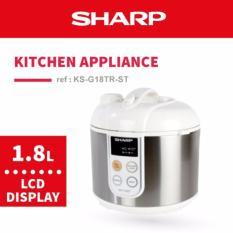 Top 10 Sharp Rice Cooker Ks G18Tr St