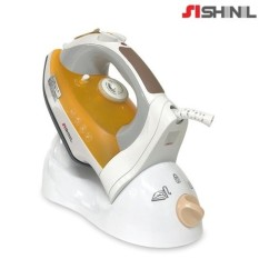 Price Shinil Lch Store Korean Best Selling Wire Wireless Steam Iron Sei Kp80M Intl Shinil