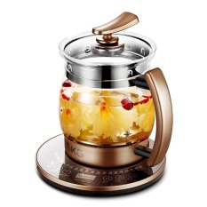 Buy Skg8064 Health Pot Full Automatic Thickening Glass Multifunctional Chinese Medicine Pot Electric Kettles 2L Intl China