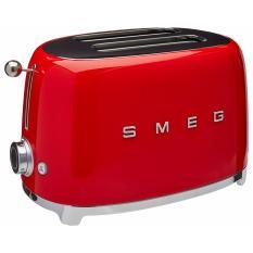 Smeg 50's 2 SLICE TOASTER (RED)