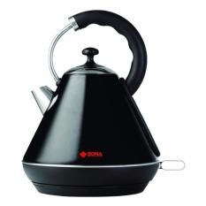 Buy Sona Spk5181 Cordless Pyramid Kettle 1 8L Black