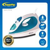 Powerpac Steam Spray Iron With Ceramic Sole Plate Ppin1200 Powerpac Discount