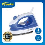 Sale Powerpac Dry Spray Iron With Non Stick Sole Plate Ppin1000 Powerpac