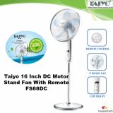 Shop For Taiyo Energy Saving Dc Motor 16 Inch Stand Fan Fs88Dc 2 Years Warranty
