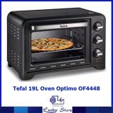 Sale Tefal 19L Oven Optimo Of4448 Tefal Branded